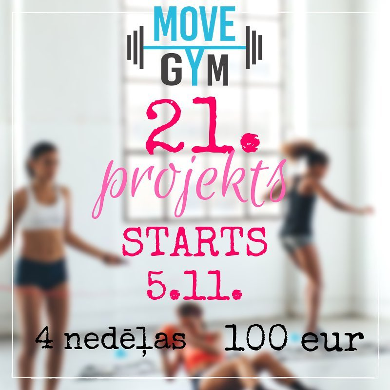Move Gym 21. Power Projekts