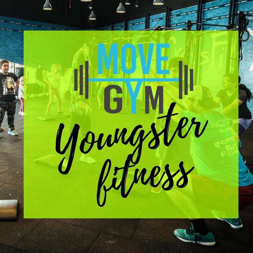 ❗️ YOUNGSTER FITNESS ❗️