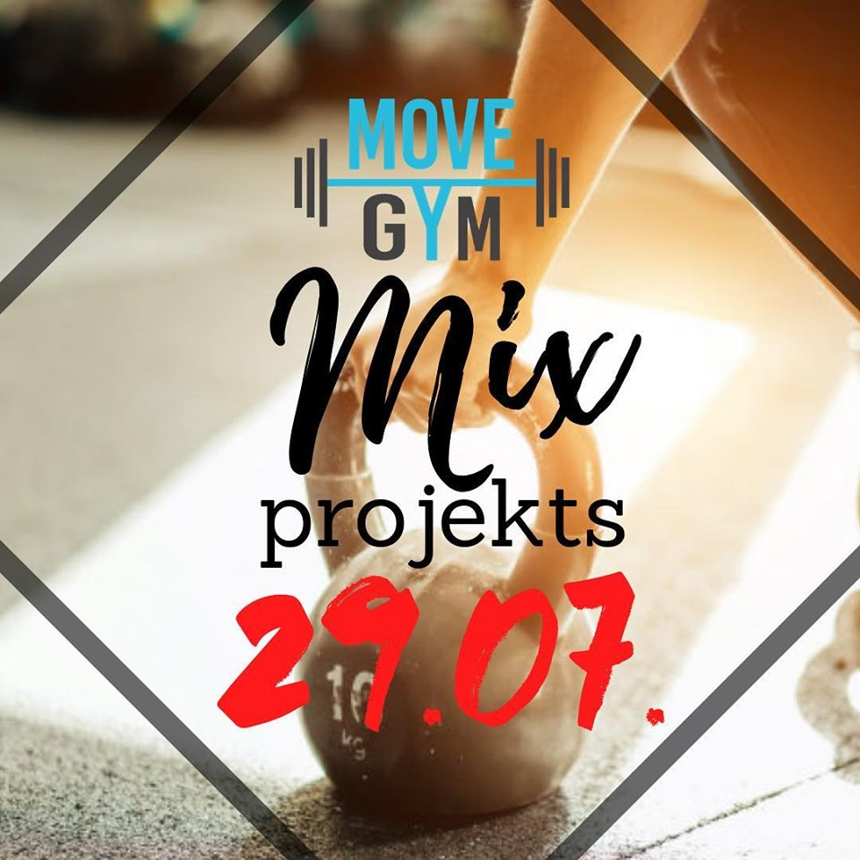 🏋🏼‍♀ MOVE GYM 5. MIX projekts 🏋🏼‍♀