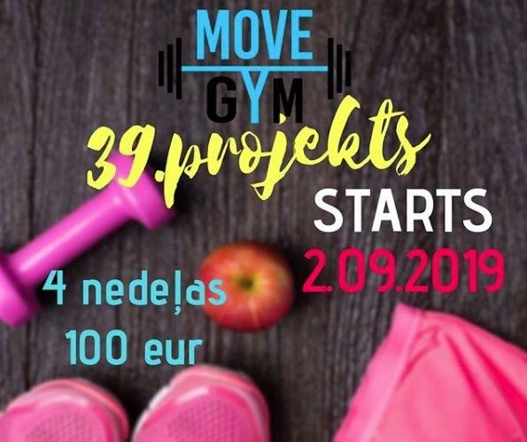 MOVE GYM  39.projekts